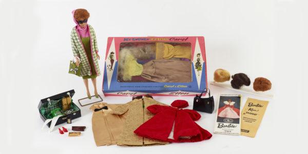 Barbie 1960-luvulta